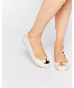 Vivienne Westwood for Melissa | Розовые Туфли На Плоской Подошве