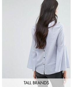 Vero Moda | Рубашка Без Воротника Tall
