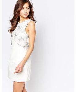 Hedonia   Двойное Платье Pippa Белый