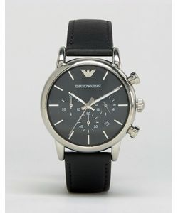 Emporio Armani | Часы Ar1733 Черный