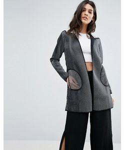 Lavand. | Удлиненная Куртка Из Технической Ткани Lavand