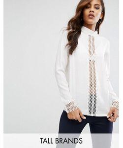 Y.A.S Tall | Блузка С Ажурными Вставками Eva
