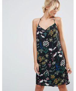 Daisy Street | Платье На Бретельках С Цветочным Принтом