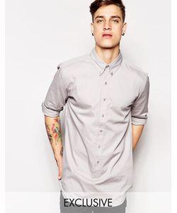 Standard Issue | Длинная Рубашка На Пуговицах Эксклюзивно Для