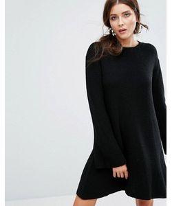 boohoo   Свободное Вязаное Платье