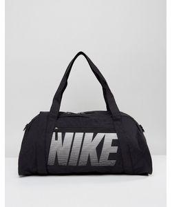 Nike | Черная Дорожная Сумка