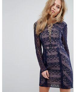 THE JETSET DIARIES   Платье Мини Eden