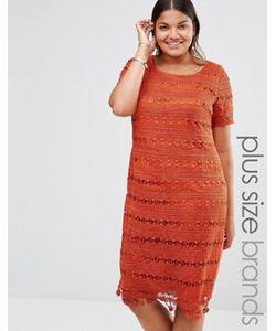 Lovedrobe | Кружевное Цельнокройное Платье