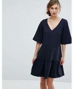 Closet London | Платье Мини С Заниженной Талией