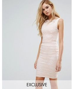 Vesper | Кружевное Платье-Футляр