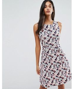 Poppy Lux   Короткое Приталенное Платье Shandie