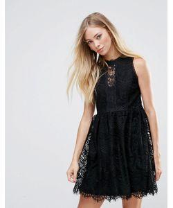 Qed London | Кружевное Платье
