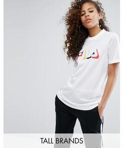Fila Tall | Oversize-Футболка С Логотипом