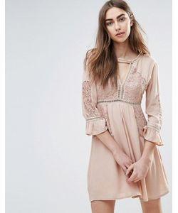 Raga | Платье С Расклешенными Рукавами Love Always