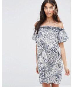Vila | Платье С Короткими Рукавами Luci