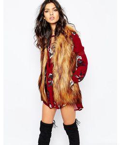 Unreal Fur | Меховой Жилет Play