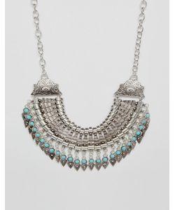 Reclaimed | Броское Ожерелье С Монетками Vintage