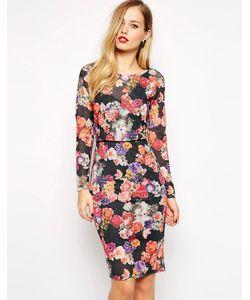 Body Frock | Платье С Цветочным Принтом Taylor