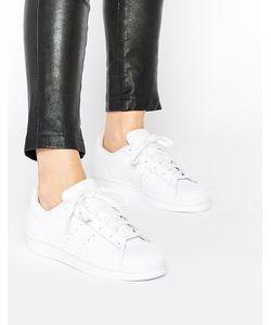 Adidas | Белые Кроссовки Originals Superstar Foundation Белый