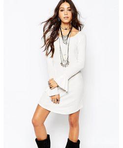 Lira | Платье С Рукавамиколокол