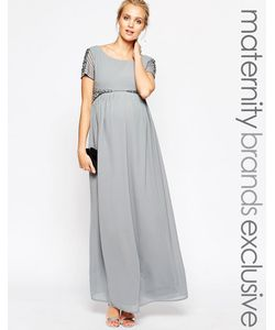 Maya Maternity | Платье Макси Для Беременных