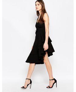 STUDIO . 75 | Асимметричное Платье С Запахом Ella