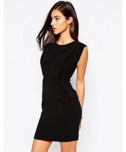 Little Black Dress | Цельнокройное Платье Emma Черный