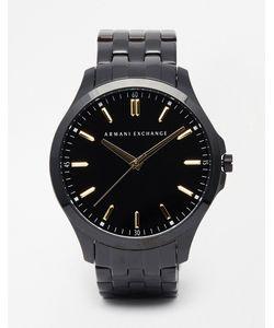 ARMANI EXCHANGE | Черные Часы Из Нержавеющей Стали Ax2144 Черный