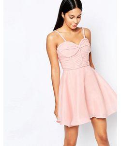 Rare Opulence   Платье Для Выпускного Розовый