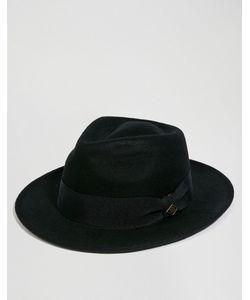 Goorin | Мягкая Фетровая Шляпа Fratelli Черный
