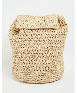 Buji Baja | Рюкзак Из Рафии