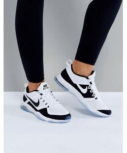 Nike | Черно-Белые Кроссовки Training Air Zoom Fitness