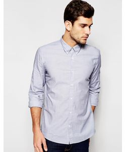 Junk de Luxe | Рубашка Fil-A-Fil Синий