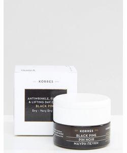 Korres | Укрепляющий Дневной Крем С Экстрактом Черной Сосны Для Сухой