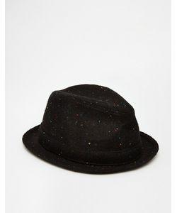 Goorin | Шляпа-Федора Rebel Черный