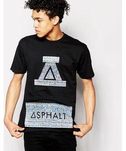 Asphalt Yacht Club | Футболка С Логотипом