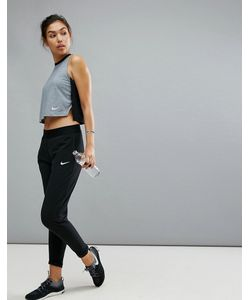 Nike | Черные Брюки Training