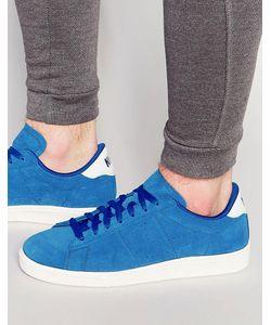 Nike   Синие Замшевые Кроссовки Tennis Classic Cs 829351-400 Синий