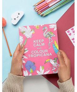 Books | Keep Calm Colour Tropicana
