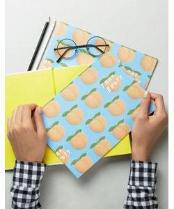 OHH DEER | Упаковочная Бумага That Booty 2 Листа