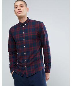 Minimum | Фланелевая Рубашка В Клетку