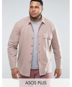 Asos | Рубашка Навыпуск Plus
