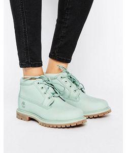 Timberland | Зеленые Ботинки Чукка На Шнуровке И Плоской Подошве Nellie