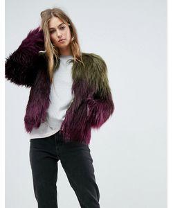 Unreal Fur | Куртка Liquid Fudge