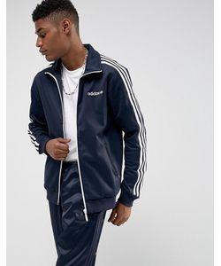 adidas Originals | Темно-Синяя Спортивная Куртка Beckenbauer Br2290