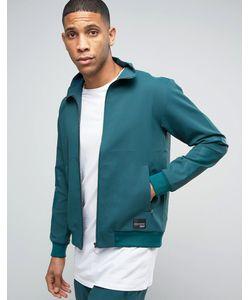 adidas Originals | Зеленая Спортивная Куртка Berlin Pack Eqt Bk2130