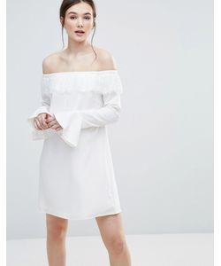 Amy Lynn | Платье С Открытыми Плечами