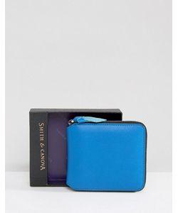 Smith And Canova | Кожаный Бумажник На Молнии