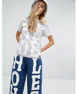 House Of Holland | Футболка С Большим Логотипом X Lee