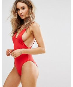 MISSGUIDED | Ultimate Plunge Swimsuit